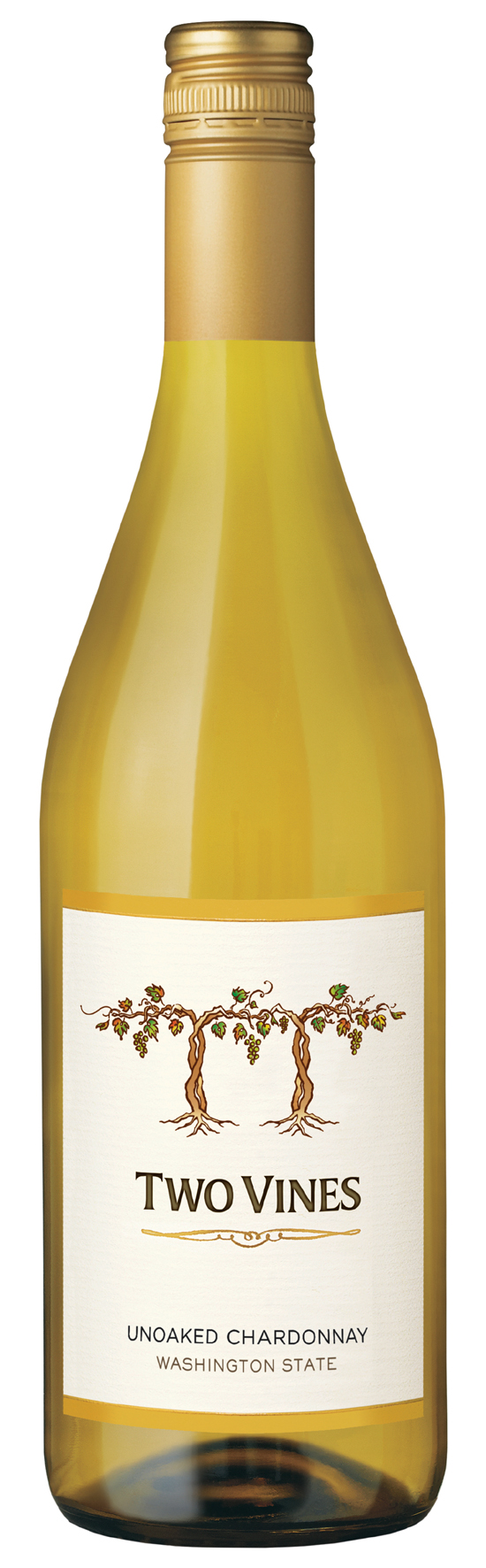 Two Vines Chardonnay unoaked