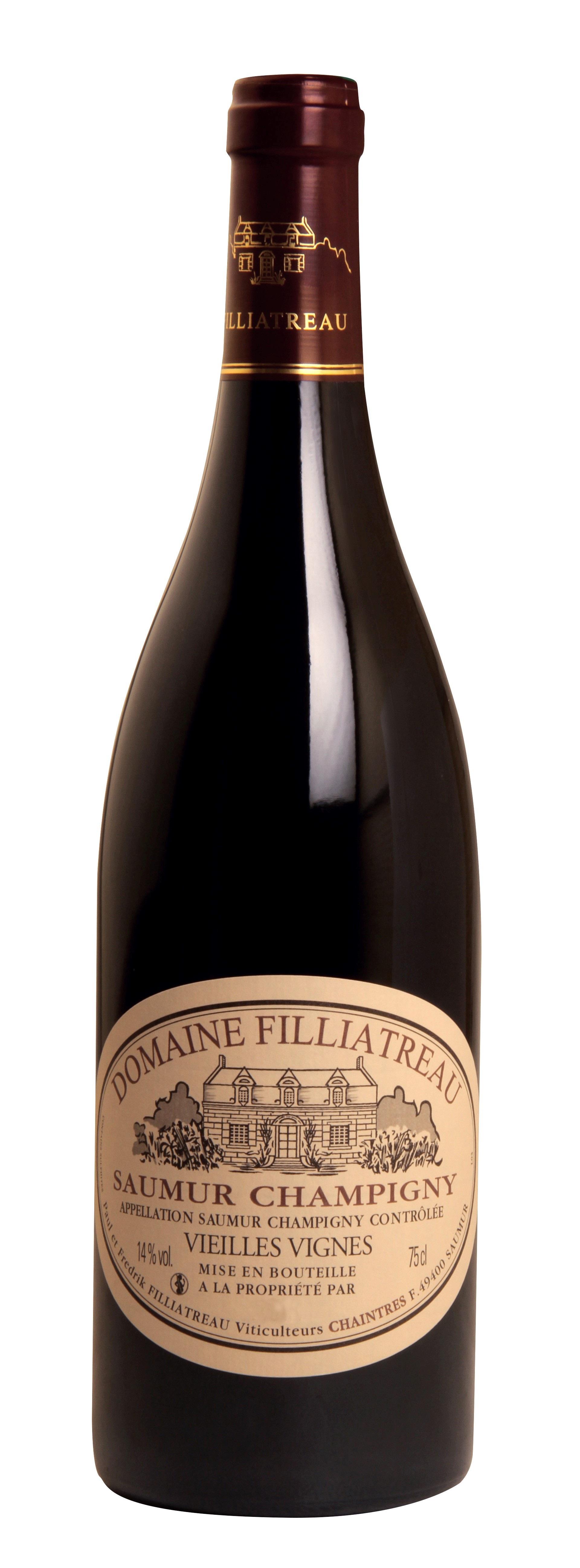 Saumur Champigny rouge Vieilles Vignes