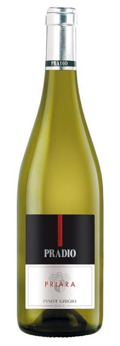 Priara Pinot Grigio Friuli DOC