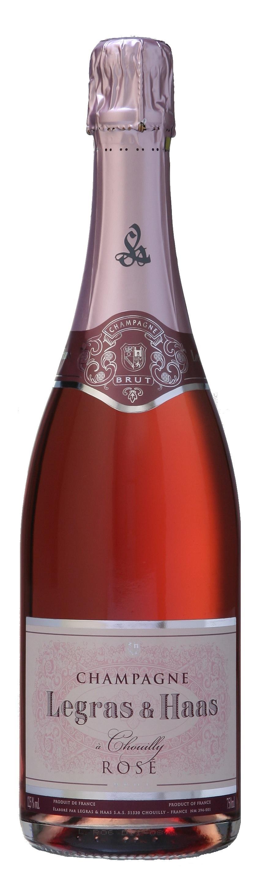 Legras et Haas Brut Rosé