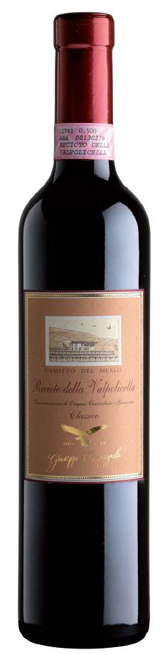 """Recioto della Valpolicella """"Casotto del Merlo"""""""