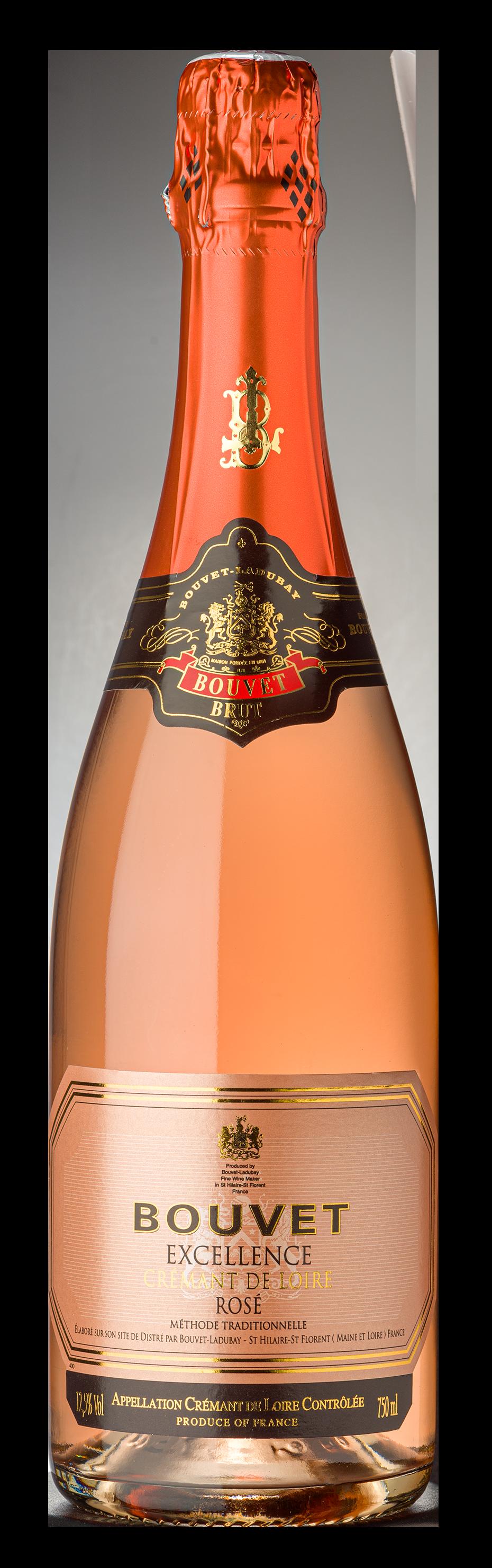 Bouvet Crémant de Loire Brut Rosé Excellence